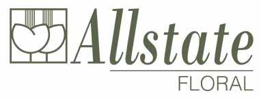 Logo - AllstateFloral | Georgia State Floral Distributors, LLC