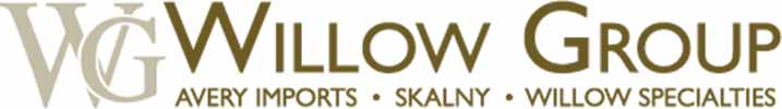 Logo - Avery&Willow | Georgia State Floral Distributors, LLC